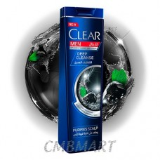 Clear for men deep cleanse. 320ml
