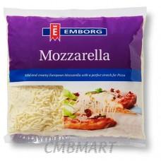 EMBORG EASY STRETCH WITH MOZZARELLA 25% 250 g