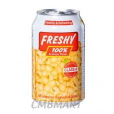Freshy Soybean Drink can 300 ml