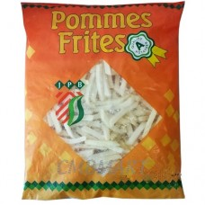 JPB French fries Non Coated 1 kg 1 pack