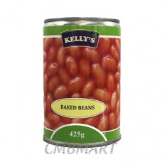 Kelly's Baked Beans in Tomato Sauce 425 gm