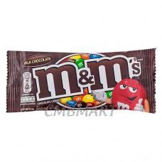 M&M Milk Chocolate 37g.