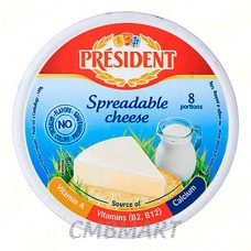 President process cheese 8 portion 140 gm