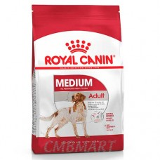 Royal Canin Dog Food Medium Adult 4kg