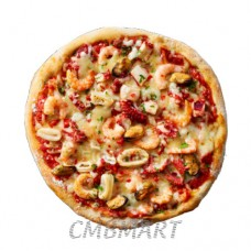 Seafood pizza 12 inches