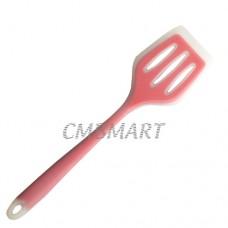 Silicone chef's spatula