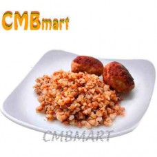 Fish cutlets with buckwheat 400g