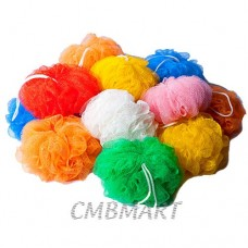 Washcloth Ball nylon 1 pc