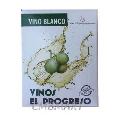 Wine Progreso Blanco 3000 ml, 11%