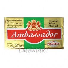 Ambassador Butter Salted 200 g