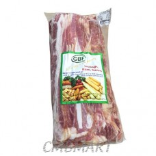 "Smoked bacon ""GBF"" 1 kg"