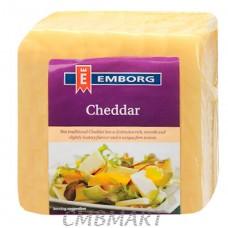 Emborg Cheddar Cheese. 250g