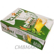 """Clasei"" beer can 330 ml, price for 1 box 24 pcs"