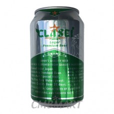 """Clasei"" beer can 330 ml"