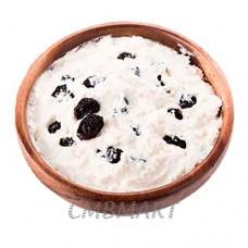 Curd mass with raisins (curd mass) 250 g