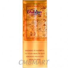 Dubliss Caribbean Cigarettes box