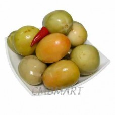 Marinared Tomatoes green 0.5 kg