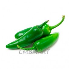 Chilli pepper green (jalapeno) kg.