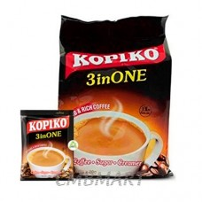 Kopiko 3-in-one instant coffee 30 x 20 gr