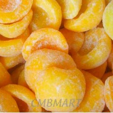 Peach frozen 200 g