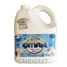 QMAX. Concentrated Liquid Detergent. 3 kg
