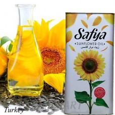 Safya sunflower oil, draft. 0,45 Lt