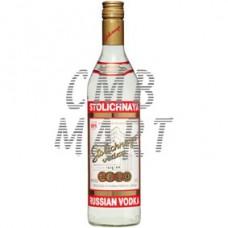 """Vodka """"Stolichnaya"""" 1L"""
