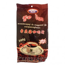 Ground coffee Hai Cambodia 500 gr