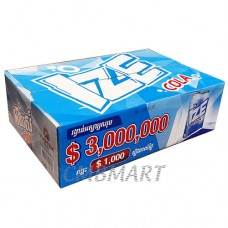 Ize Cola can 330 ml. 1 box 24 pcs.