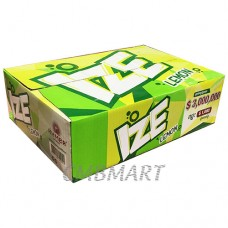 Ize Lemon can 330 ml. 1 box 24 pcs.