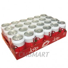 Joop Apple Juice Drink 1 box 24 cans 300 ml