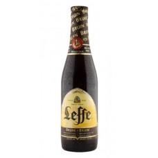 LEFFE. Beer is dark 330 Ml