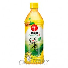 Oishi Green tea Honey-Lemonl 500 ml