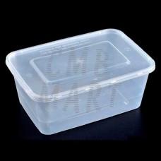 Plastic container 1 liter