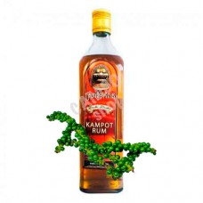 "Rum with pepper ""Kampot"" 0.7L"