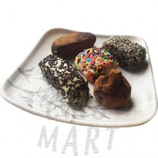 Truffle candies in assortment 100 gr