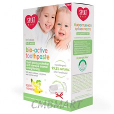 Toothpaste BABY APPLE-BANAN 0-3 years 40ml