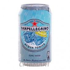 Sanpellegrino Tonic water can 330 ml