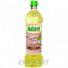 Naturel Coconut Cooking Oil 1LTR.