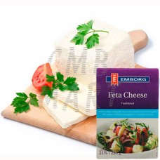 Emborg Feta Cheese in brine 340g