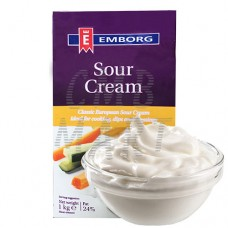 Emborg Sour Cream 24% Fat 250g