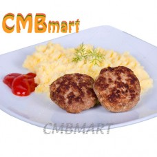 Beef cutlets with mashed potatoes 360g