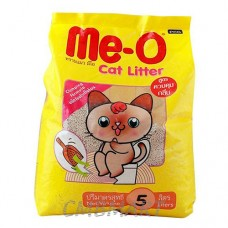 Me-O Oem Systems Cat Litter (5 Ltr, Lemon Fresh)