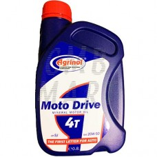 "Motor mineral oil ""Agrinol"" 0,8 L"