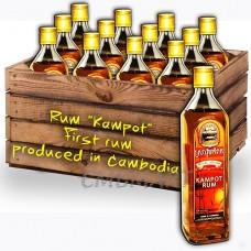 "Rum ""Kampot"" 0,7L 1 box"