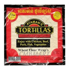 Tortillas Ataman diameter 25 cm Halal.