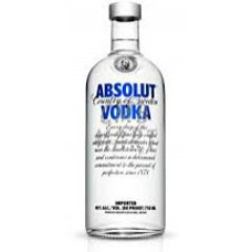 "Vodka ""Absolut"" 1L"