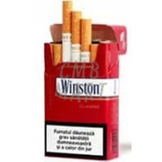 WINSTON RED King Size Cigarettes